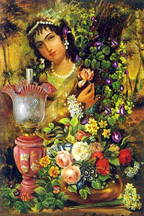 Iran Politics Club: Hojatollah Shakiba - Part 2: Persian ... Persian Pomegranate Art