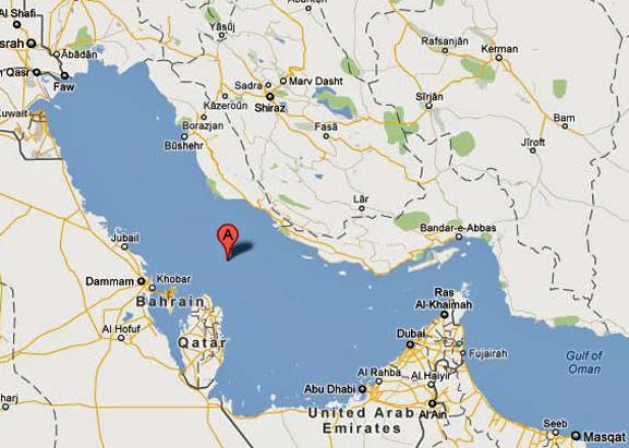 persian gulf controversy extra extra google have created a new body of water on earth media google have created a new gulf
