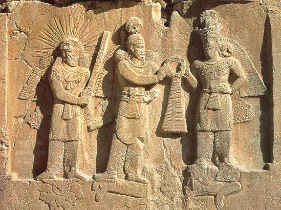 Iran Politics Club: Persian Mythology, Gods & Goddesses ...