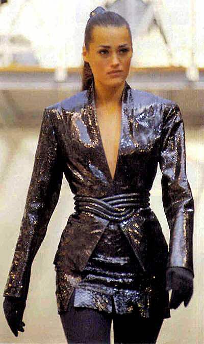 Iran Politics Club Yasmin Le Bon Iranian Supermodel