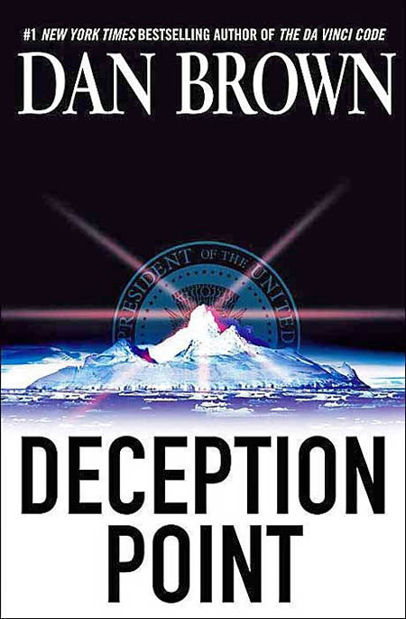 Deception Point by Dan Brown (2004, 15 CDs Unabridged) read by Richard Poe