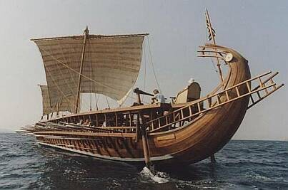a history on the trireme a greek fighting ship Deadly darting man-of-war of the ancient world deadliest blogger continues our series on famous warships or types of ships in history in the 5th century the democratic city-state of athens established a naval empire (thalassocracy) based upon their powerful fleet of swift triremes (greek: trieres), history's.