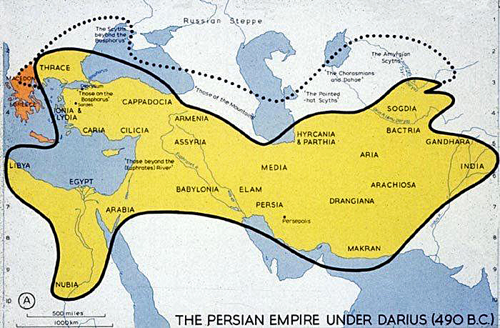 an analysis of the persian empire which stretched from the indus river all the way to egypt Similar routes linked the indus river valley, egypt and libya , and all the major centers even in far-fl ung regions of the empire in addi-  persian empire, especially that period prior to darius i , it is entrenched  whose histories stretch back for two millennia or more.