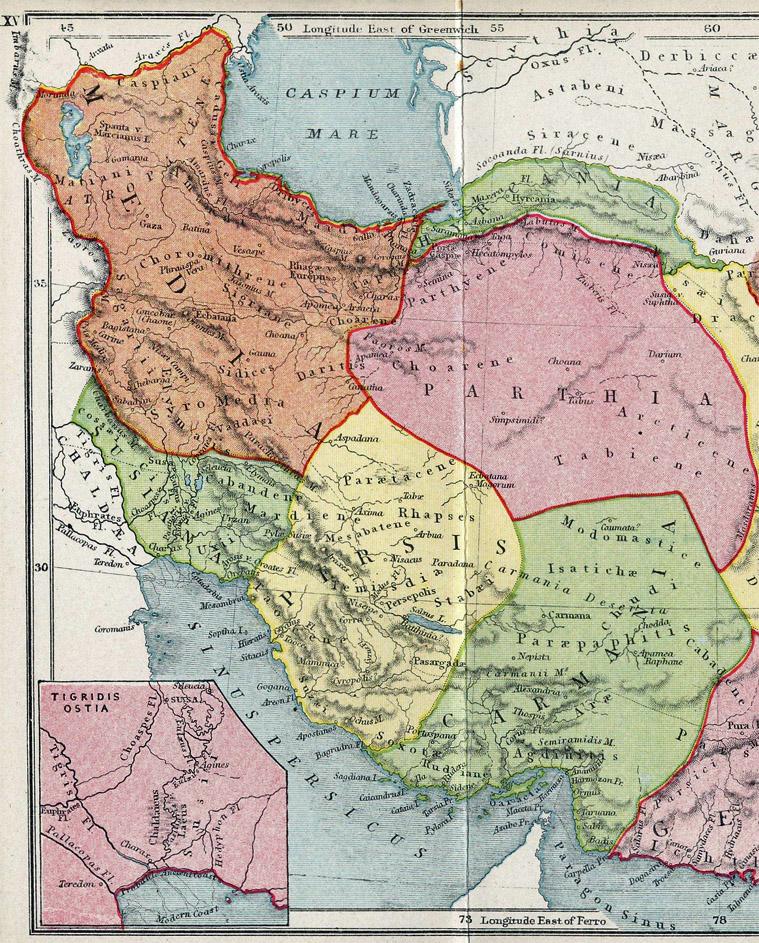 Persian Empire: Iran Politics Club: Iran Historical Maps 3: Greco-Persian