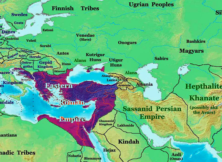Iran politics club iran historical maps 5 sassanid empire roman 087 roman persian conflicts 477 map roman and persian empires in 477 as well as their neighbors many of whom were dragged into wars between the great gumiabroncs Gallery