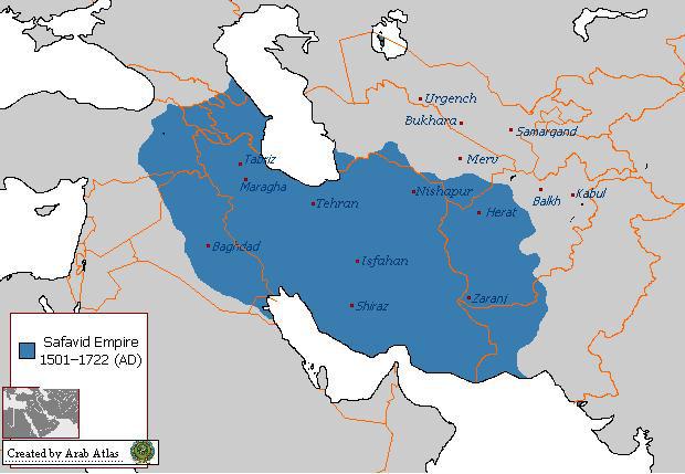Ottoman And Safavid Empires Iran Politics Club Iran