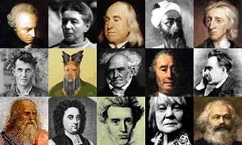 influential thinkers in enlightenment The enlightenment and the french revolution could be described as the most influential and significant historical events in europe during the eighteenth.