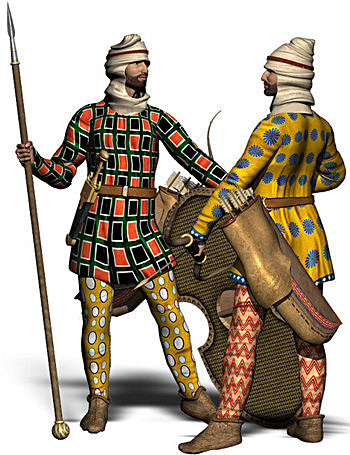 The gallery for --> Ancient Persian Warriors