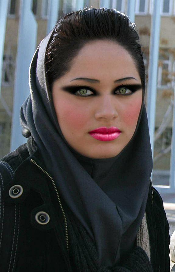 Girls naked muslim Women iranian