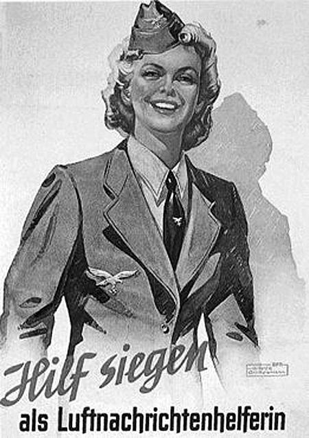 Iran Politics Club: Nazi Girls, Twisted & Wild 3: Nazi ... Nazi Women Propaganda