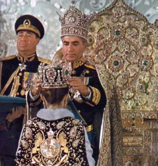 Iran Politics Club Mohammad Reza Shah Amp Shahbanu Farah