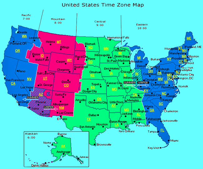 Time zone converter forex