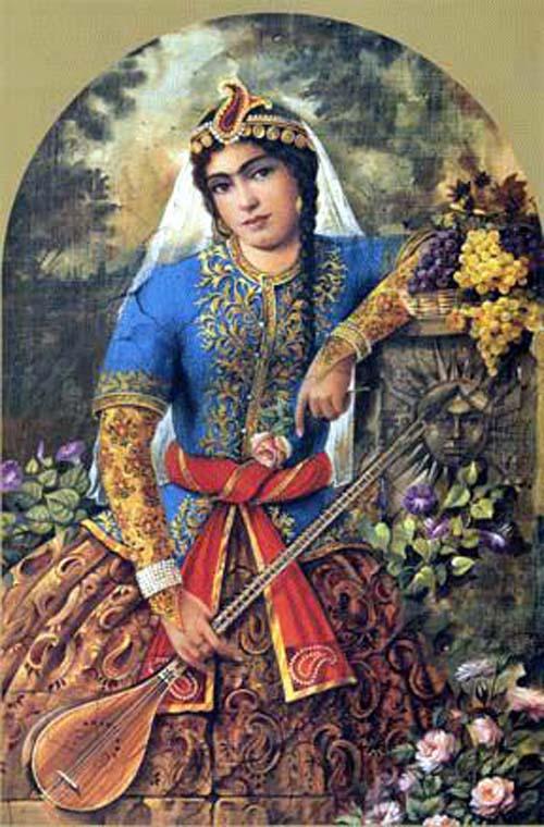 Iran Politics Club: Hojatollah Shakiba - Part 2: Persian Colonial Miniatures Gallery  Iran Politics C...