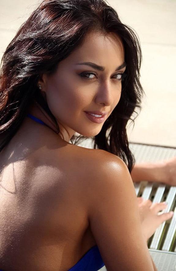 Why are iranian women so beautiful