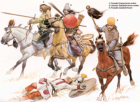 warband how to use horse archers