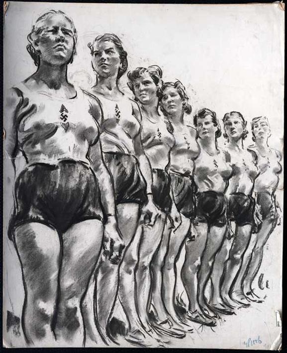 German youth during nazi domination, icelandic slut